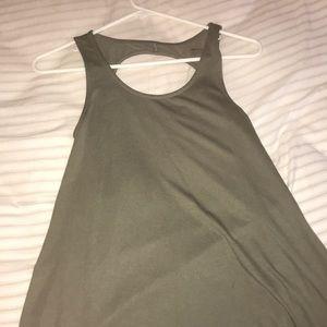 Dresses & Skirts - Hunter green dress